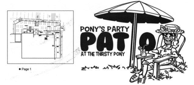 Pony Patio